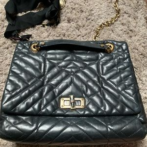 LANVIN quilted bag